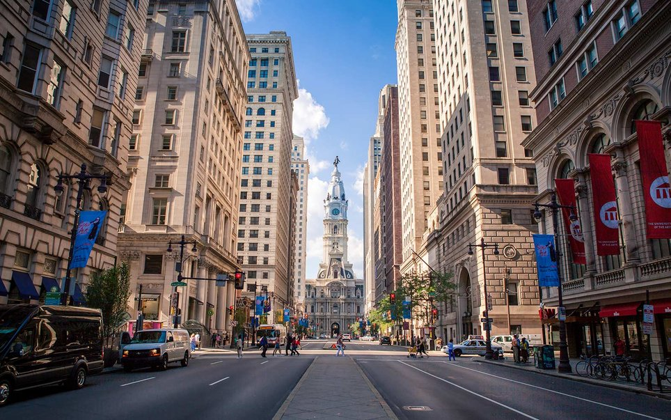 City Philadelphia