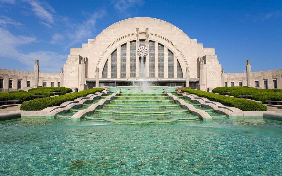 Cincinnati Museum Center at Union Terminal, Cincinnati, Ohio, United States of America, North America