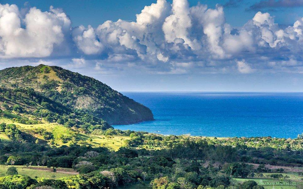 Gulf of Mexico coast, Costa de Oro, near Playa Hermosa, Los Tuxtlas region, Veracruz state, Mexico.