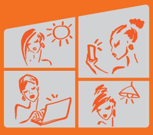 ภัยร้ายต่อความสวย! 'แสงสีฟ้า' จากสมาร์ทโฟน ตัวการทำลายผิวหน้าลึก ถึงระดับเซลล์