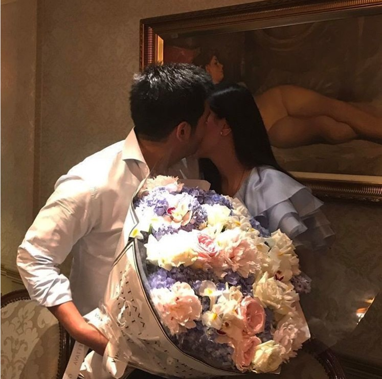รักไม่เปลี่ยนแปลง 'นุ่น' โพสต์หวานถึง 'ต๊อด' ในวันครบรอบแต่งงาน 7ปี !