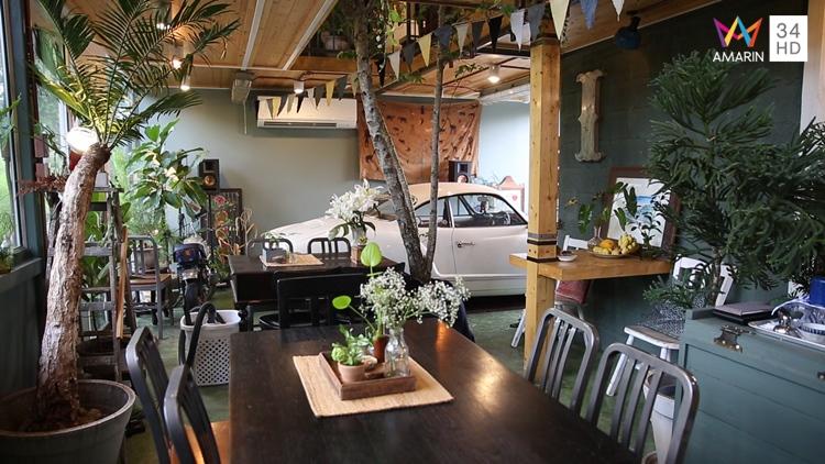 ที่สุดของความฮิปสเตอร์! The Attic Diary Café บ้านและร้านอาหาร ที่สร้างมาจากตัวตน