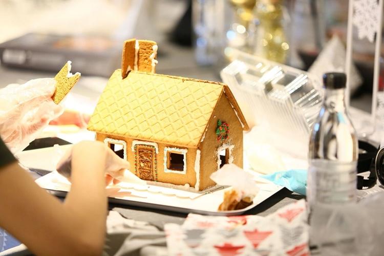 ไอเดียจัด 'ปาร์ตี้คริสต์มาส' สไตล์สวีเดน เก๋ๆ ไม่ซ้ำใคร ด้วยขนมปังขิง VINTERSAGA/วินเตร์ชากา