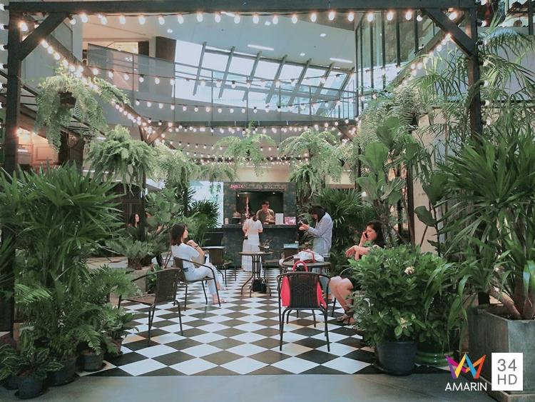 เช็คอินยัง? ป๊อปอัพคาเฟ่แห่งใหม่ 'Jardin De La Boutique Café' สวนในฝันกับกาแฟผสานเครื่องหอม