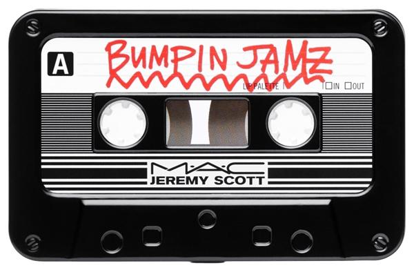 ขอเพลงที่มันมีเครื่องสำอางออกมา... MAC x Jeremy Scott คอลเลกชั่นลิปสติก-อายแชโดว์ ธีมยุค 90s Mixtapes