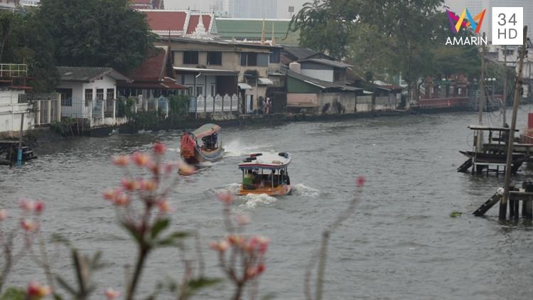 กินนอนมองแม่น้ำเจ้าพระยา ในบรรยากาศไทยโบราณ ณ 'บ้านหลวงประสิทธิ์'