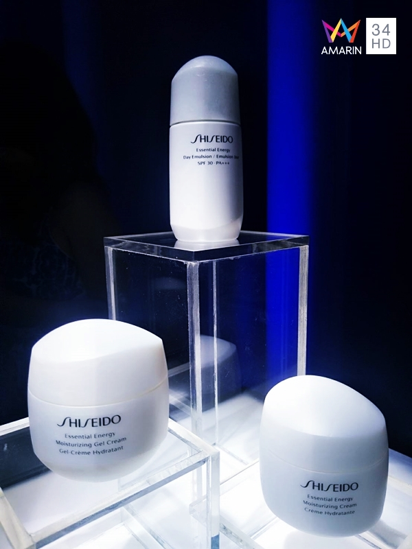 ปลุกพลังความงามให้ผิว! ใหม่ Shiseido Essential Energy ครีมบำรุงเนื้อเนียนนุ่มดุจแพรไหม