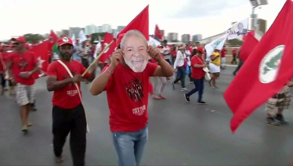 บราซิลประท้วง
