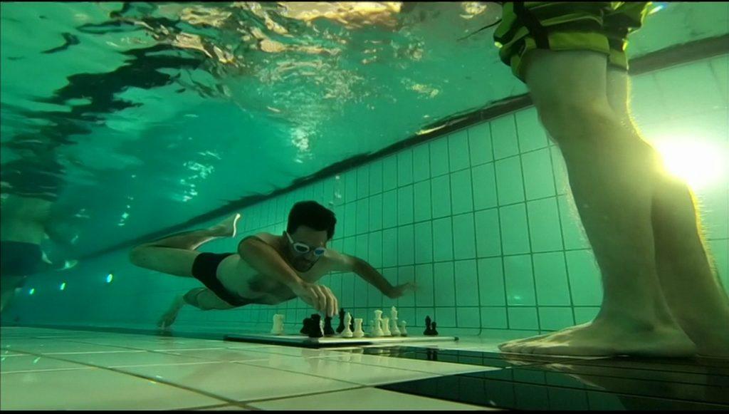 หมากรุกใต้น้ำ
