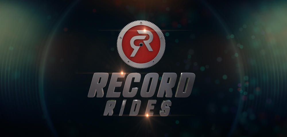 National Geographic ชุด Record Rides