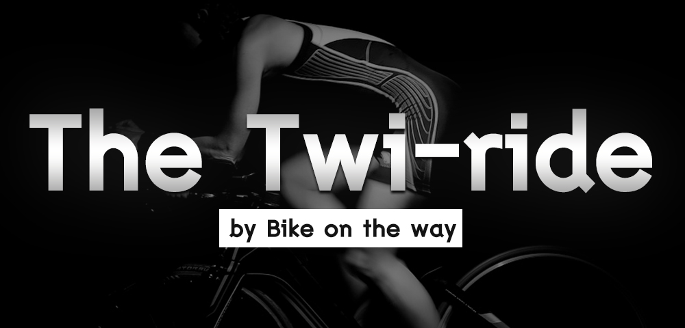 The Twi-ride by Bike on the way